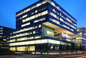 Apollo Building Amsterdam