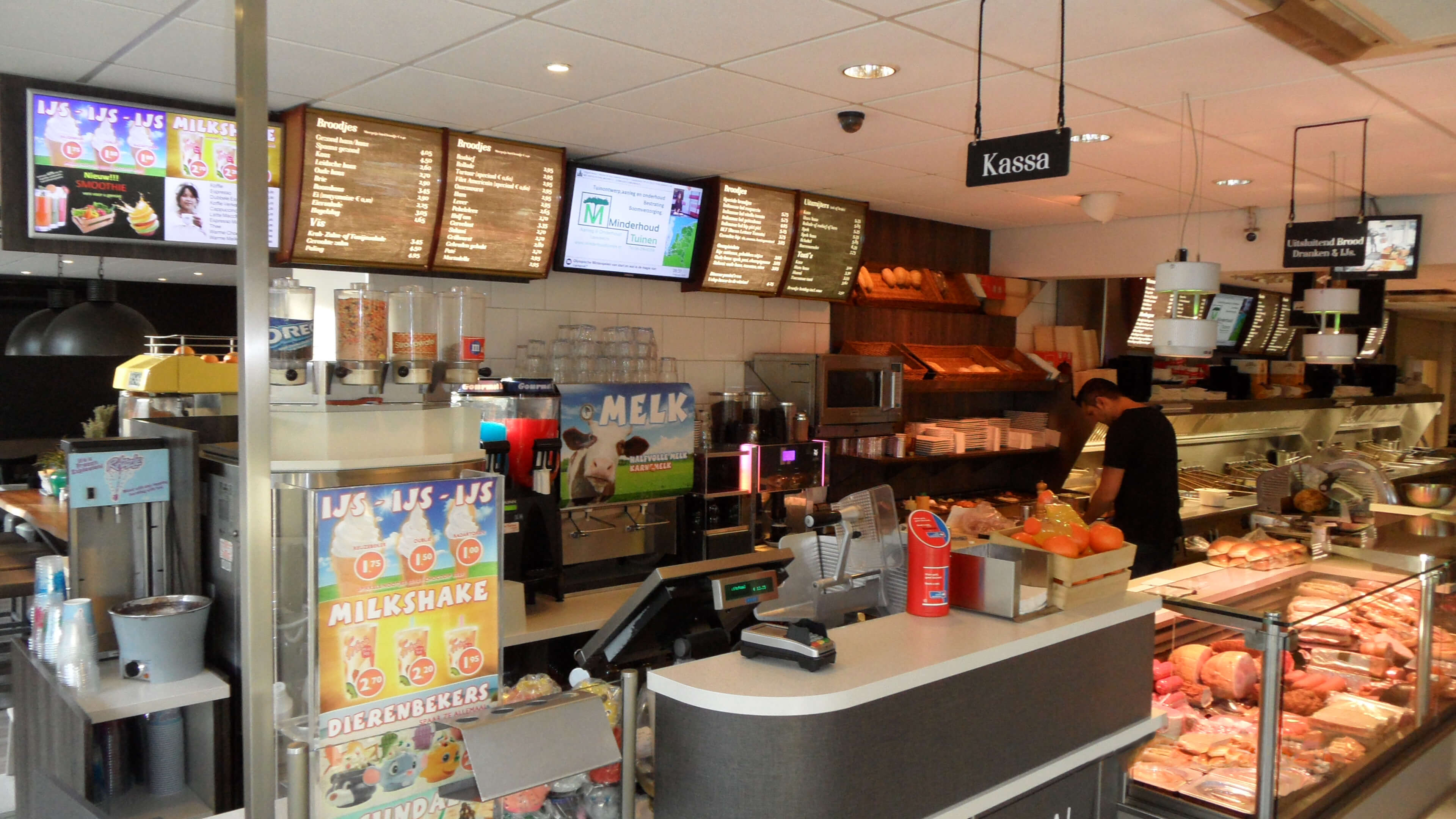 Cafetaria De Schakel